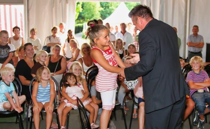 tryllekunstner for børn