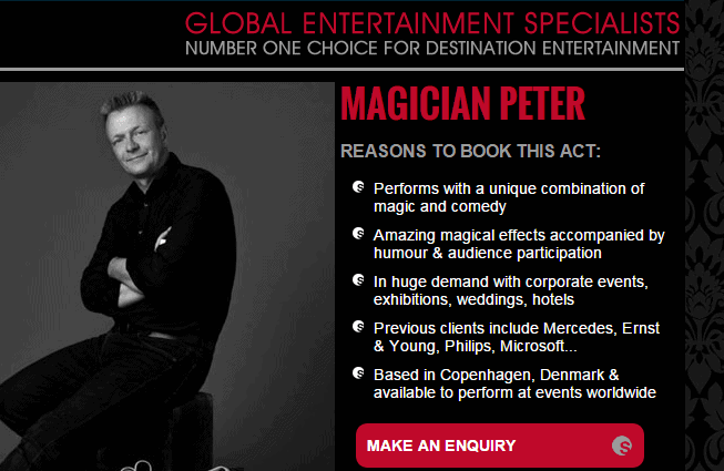 peters agent